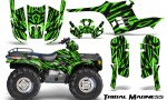 Polaris Sportsman 95 04 CreatorX Graphics Kit Tribal Madness Green 150x90 - Polaris Sportsman 400 500 600 700 1995-2004 Graphics