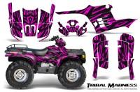 Polaris-Sportsman-95-04-CreatorX-Graphics-Kit-Tribal-Madness-Pink