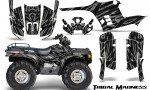 Polaris Sportsman 95 04 CreatorX Graphics Kit Tribal Madness Silver 150x90 - Polaris Sportsman 400 500 600 700 1995-2004 Graphics