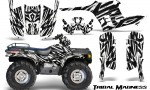 Polaris Sportsman 95 04 CreatorX Graphics Kit Tribal Madness White 150x90 - Polaris Sportsman 400 500 600 700 1995-2004 Graphics