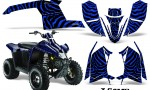 Polaris TrailBlazer 2013 CreatorX Graphics Kit ZCamo Blue 150x90 - Polaris Trailblazer 2010-2013 Graphics