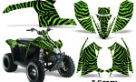 Polaris TrailBlazer 2013 CreatorX Graphics Kit ZCamo Green 150x90 - Polaris Trailblazer 2010-2013 Graphics