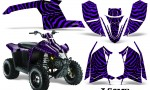Polaris TrailBlazer 2013 CreatorX Graphics Kit ZCamo Purple 150x90 - Polaris Trailblazer 2010-2013 Graphics
