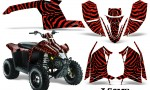 Polaris TrailBlazer 2013 CreatorX Graphics Kit ZCamo Red 150x90 - Polaris Trailblazer 2010-2013 Graphics
