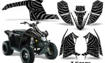 Polaris TrailBlazer 2013 CreatorX Graphics Kit ZCamo Silver 150x90 - Polaris Trailblazer 2010-2013 Graphics