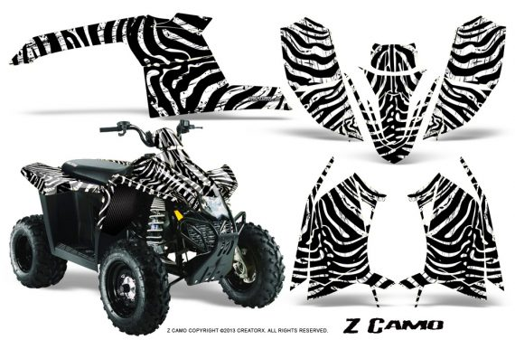 Polaris TrailBlazer 2013 CreatorX Graphics Kit ZCamo White 570x376 - Polaris Trailblazer 2010-2013 Graphics