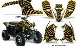 Polaris TrailBlazer 2013 CreatorX Graphics Kit ZCamo Yellow 150x90 - Polaris Trailblazer 2010-2013 Graphics