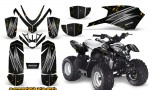 Polaris Outlaw Predator 50 Graphics Kit AfterBurner Black 150x90 - Polaris Outlaw 50 Graphics