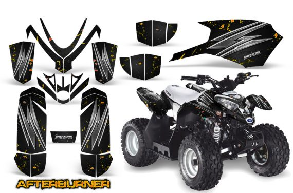 Polaris Outlaw Predator 50 Graphics Kit AfterBurner Black 570x376 - Polaris Outlaw 50 Graphics