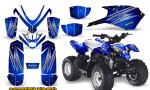 Polaris Outlaw Predator 50 Graphics Kit AfterBurner Blue 150x90 - Polaris Outlaw 50 Graphics