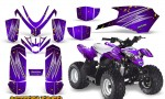 Polaris Outlaw Predator 50 Graphics Kit AfterBurner Purple 150x90 - Polaris Predator 50 Graphics