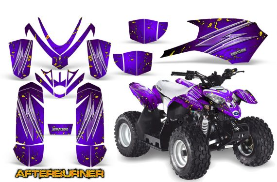 Polaris Outlaw Predator 50 Graphics Kit AfterBurner Purple 570x376 - Polaris Predator 50 Graphics