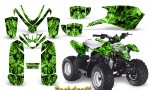 Polaris Outlaw Predator 50 Graphics Kit Backdraft Green 1 150x90 - Polaris Outlaw 50 Graphics