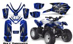 Polaris Outlaw Predator 50 Graphics Kit Bolt Thrower Blue 1 150x90 - Polaris Outlaw 50 Graphics