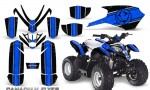 Polaris Outlaw Predator 50 Graphics Kit Canadian Flyer Blue Black 150x90 - Polaris Predator 50 Graphics