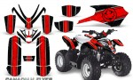 Polaris Outlaw Predator 50 Graphics Kit Canadian Flyer Red Black 1 150x90 - Polaris Outlaw 50 Graphics