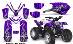 Polaris Outlaw Predator 50 Graphics Kit Fire Blade Purple 1 150x90 - Polaris Outlaw 50 Graphics