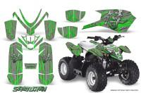 Polaris_Outlaw_Predator_50_Graphics_Kit_Samurai_Green_Silver