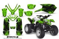 Polaris_Outlaw_Predator_50_Graphics_Kit_TribalX_Black_Green