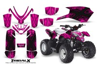 Polaris_Outlaw_Predator_50_Graphics_Kit_TribalX_Black_Pink