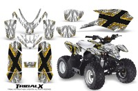 Polaris_Outlaw_Predator_50_Graphics_Kit_TribalX_Yellow_White