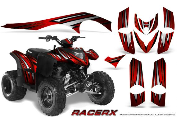Polaris Phoenix Graphics Kit RacerX Black Red 570x376 - Polaris Phoenix 200 Graphics