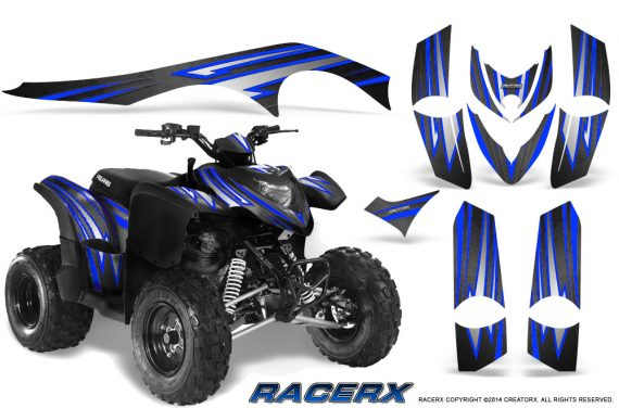 Polaris Phoenix Graphics Kit RacerX Blue Black 570x376 - Polaris Phoenix 200 Graphics