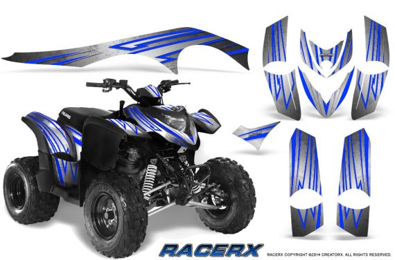 Polaris Phoenix Graphics Kit RacerX Blue White 570x376 - Polaris Phoenix 200 Graphics