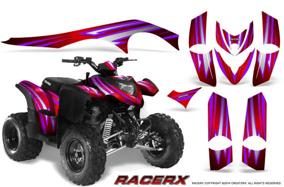 Polaris Phoenix Graphics Kit RacerX Purple Red 570x376 - Polaris Phoenix 200 Graphics