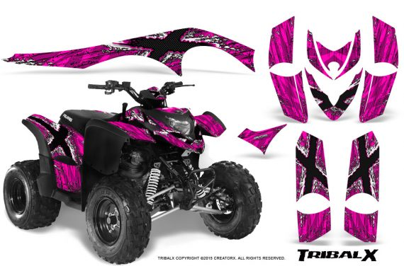 Polaris Phoenix Graphics Kit TribalX White Pink 570x376 - Polaris Phoenix 200 Graphics