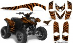 Polaris Phoenix Graphics Kit ZCamo Orange 150x90 - Polaris Phoenix 200 Graphics