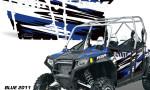 RZR 800 4 BLUE 2011 2636 104238 1010 150x90 - Polaris RZR-S 800 4 Door Graphics