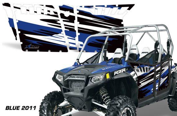 RZR 800 4 BLUE 2011 2636 104238 1010 570x376 - Polaris RZR-S 800 4 Door Graphics