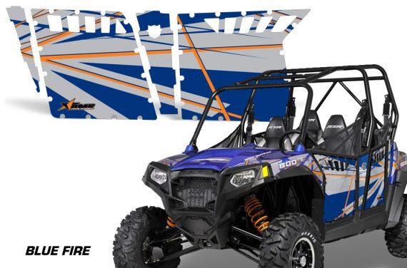 RZR 800 4 BLUE FIRE 2636 104235 1010 570x376 - Polaris RZR-S 800 4 Door Graphics