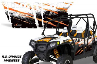 Polaris RZR-S 800 4 Door Graphics
