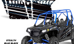 RZR 800 4 STEALTH BLUE BLACK 2636 104229 1010 150x90 - Polaris RZR-S 800 4 Door Graphics