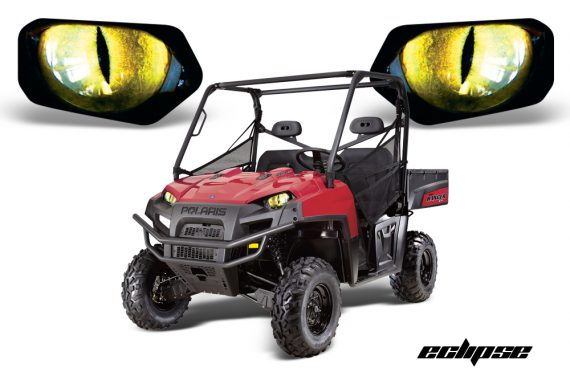 Polaris Ranger Head Light Eye Graphics for Ranger Models