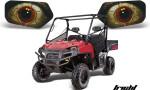 Ranger Eyes Headlight Graphics Fright 150x90 - Polaris Ranger Head Light Eye Graphics for Ranger Models