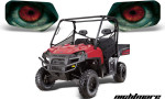 Ranger Eyes Headlight Graphics Nightmare 150x90 - Polaris Ranger Head Light Eye Graphics for Ranger Models