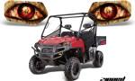 Ranger Eyes Headlight Graphics Zipped 150x90 - Polaris Ranger Head Light Eye Graphics for Ranger Models