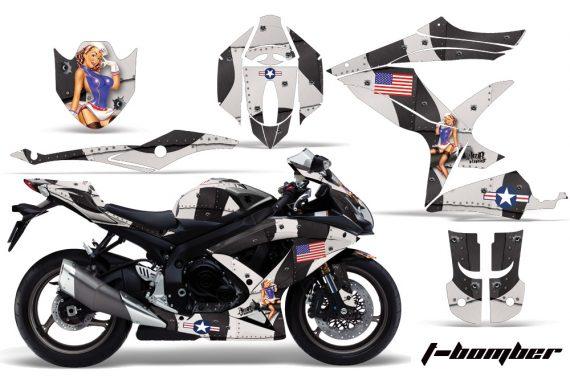 Suzuki GSXR 600/750 Graphics 2008-2010