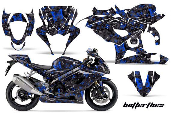 SUZUKI GSX 1000 05 08 AMR Graphics Kit Wrap Butterfly UK 570x376 - Suzuki GSXR 1000 2005-2006 Graphics