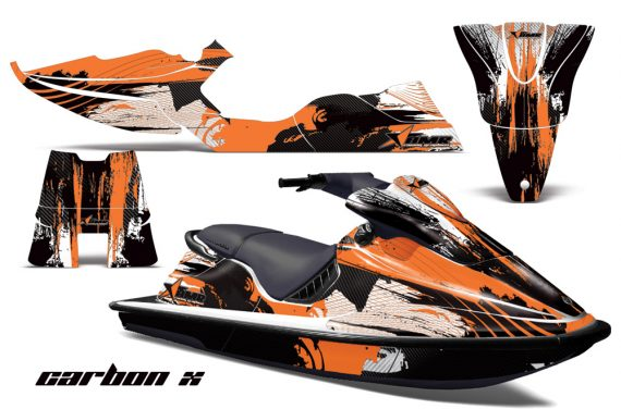 Sea Doo Xp Bombardier Sitdown Jet Ski 1994 1996 Graphics