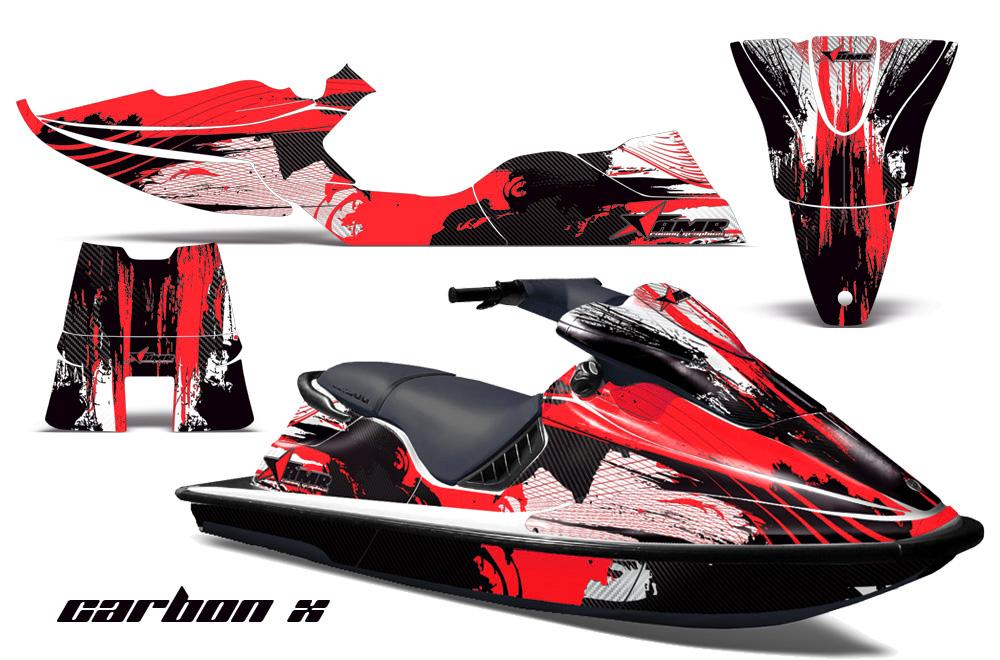 Polaris Jet Ski >> Sea-Doo XP Bombardier Sitdown Jet Ski 1994-1996 Graphics   CREATORX Graphics MX & ATV Decals ...