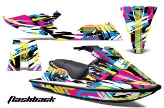 Sea Doo XP 94 96 AMR Graphics Kit Flashback 320x211 - Sea-Doo XP Bombardier Sitdown Jet Ski 1994-1996 Graphics