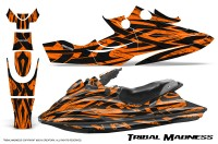 SeaDoo-GSX-96-99-CreatorX-Graphics-Kit-Tribal-Madness-Orange