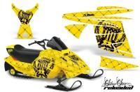 Ski-Doo-Mini-Z-AMR-Graphics-Kit-SSR-BY