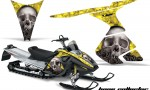 Ski Doo RT AMR Graphics Kit BC YBrose 150x90 - Ski-Doo RT Mach Z Graphics