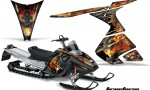 Ski Doo RT AMR Graphics Kit FS B 150x90 - Ski-Doo RT Mach Z Graphics