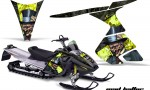 Ski Doo RT AMR Graphics Kit MH BY 150x90 - Ski-Doo RT Mach Z Graphics